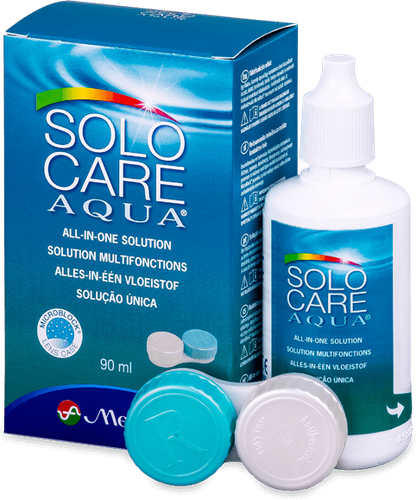 Ciba Vision Solo Care Aqua (90 ml)