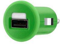 Belkin Micro Autoladegerät Grün