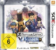 Professor Layton vs. Phoenix Wright: Ace Attorney (3DS)