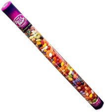 The Jelly Bean Facto Tube of Gourmet Jelly Beans - Gourmet Mix (410 g)