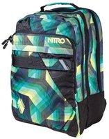 Nitro Lock Backpack geo green