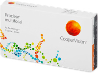 CooperVision Proclear Multifocal -6,25 (3 Stk.)