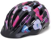 Giro Flurry II schwarz-hot rosa Flowers