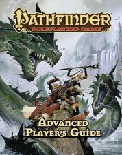 Paizo Publishing Pathfinder Roleplaying Game: Advanced Player's Guide (OGL) (englisch)