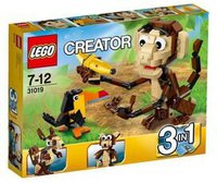 LEGO Creator - 3 in 1 Forest Animals (31019)