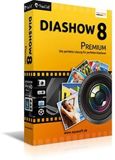Aquasoft DiaShow 8 Premium (DE) (Win) (Box)