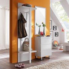 MCA-furniture Kommode Weiß hochglanz (52131W1)