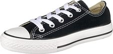 Converse Chuck Taylor All Star Lo Kids - black (3J235)