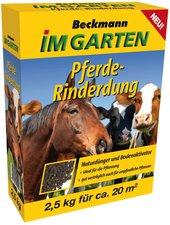 Beckmann - Im Garten Pferde-Rinderdung 2,5 kg