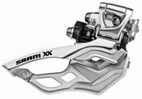 SRAM XX 10-fach High Clamp - Top Pull
