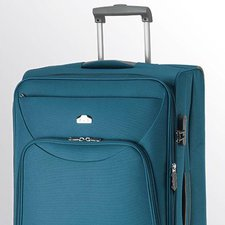 d & n Travel Line 6100 2-Rollen-Trolley 70 cm
