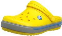 Crocs Crocband II.5 Kids yellow/light grey
