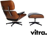 Vitra Lounge Chair & Ottoman (neue Maße)