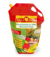 Wolf-Garten Flüssig-Rasendünger VITAL LV250R Nachfüllpack 2,5 Liter