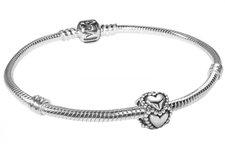 Pandora Starter Basisarmband + Beads My Heart (84911)