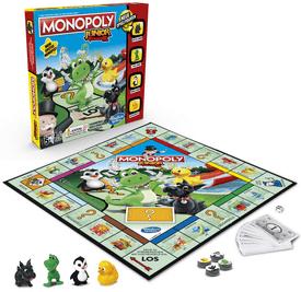 Hasbro Monopoly Junior Neuauflage 2014