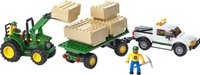 Mega Bloks John Deere - Bale Transport Unit