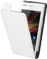 Muvit Case flip slim (Sony Xperia M)