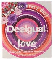 Desigual Love Eau de Toilette (30 ml)