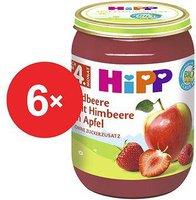 Hipp Erdbeere mit Himbeere in Apfel (190 g)