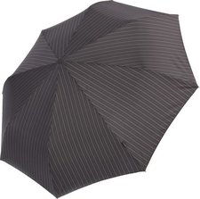 Knirps Fiber T2 Duomatic gents black check