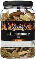 Don Marco's Räucherholz FEIN Hickory