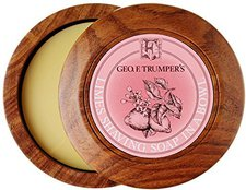 Geo F Trumper Wooden Shave Bowl - Extract of Limes (80 g)