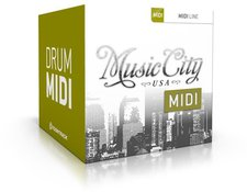 Toontrack MIDI Music City USA
