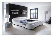 Meise Möbel Polsterbett Picasso weiß (180 x 200 cm)
