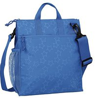 Lässig Buggy Bag Casual Star blue
