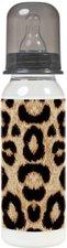 Rock Star Baby PA- Flasche Leopard (250 ml) Silikonsauger