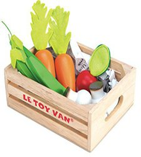 Le Toy Van TV182 Harvest Vegetables