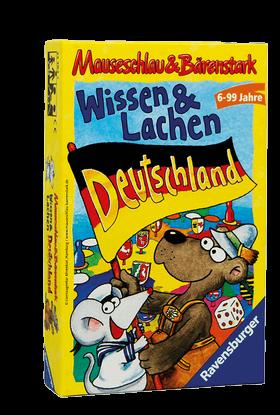 Ravensburger Mauseschlau und Bärenstark Wissen und Lachen - Deutschland