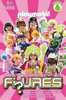 Playmobil Figures Girls Serie 6 (5459)