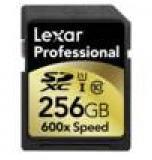 Lexar SDXC Professional 256GB Thin Box Class 10 UHS-I (LSD256CRBEU600)