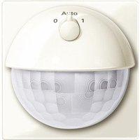 Merten ARGUS 180 UP Sensor-Modul mit Schalter, polarweiß glänzend (MEG5711-0344)