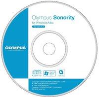 Olympus Sonority Upgrade-Lizenz und Medien