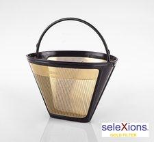 Ilggro seleXions Kaffeefilter Gold 6-12 Tassen (GF4S)