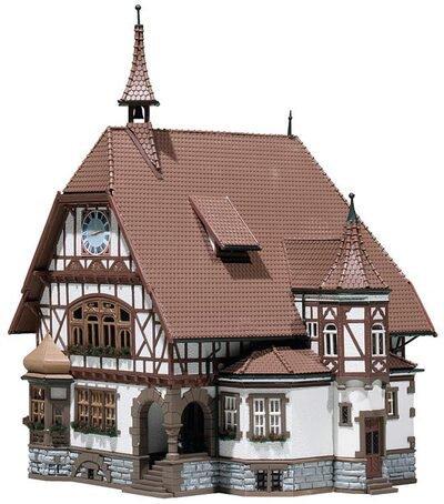 Faller 130427 - Rathaus -Allmannsdorf