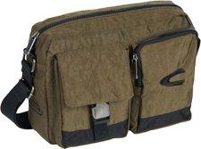 Camel Active Journey Shoulder Bag khaki/black (B00-605-38)