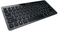 Logitech K810 Bluetooth illuminated Tastatur FR