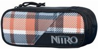 Nitro Pencil Case Meltwater Plaid