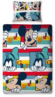 Character World Mickey Mouse Clubhouse (75 x 50 + 135 x 200 cm)