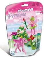 Playmobil Princess - Waldfee mit Pegasusbaby