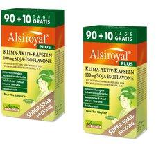Alsitan PLUS Klima-Aktiv-Kapseln 100 mg Soja-Isoflavone (90 Stk.)