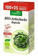 Alsitan Artischocke Kapseln (125 Stk.)