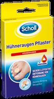 Scholl Hühneraugen Pflaster (4 St.)