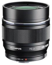 Olympus M.Zuiko Digital ED 75mm f1.8 (schwarz)