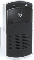 Callstel Bluetooth-Freisprech-System mit Solarzelle