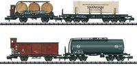 Trix Set 4 Güterwagen